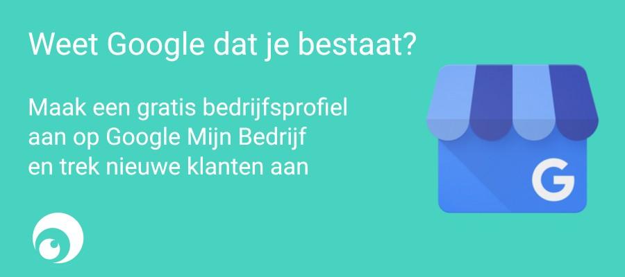 google mijn bedrijf - trek nieuwe klanten aan
