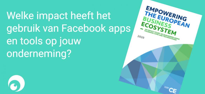 welke impact heeft facebook op jouw onderneming?